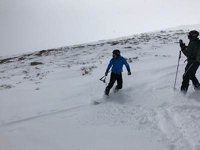 Jeremy's Bday Ski @ Caribou/S Arapahoe - 4-22-17