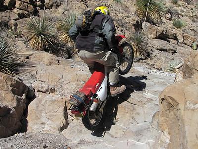 Caballo Mtns.-Apache Gap-Timber Mtn.-Palomas Gap DS Ride  12-13-09
