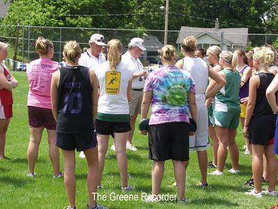Girls State Track Meet