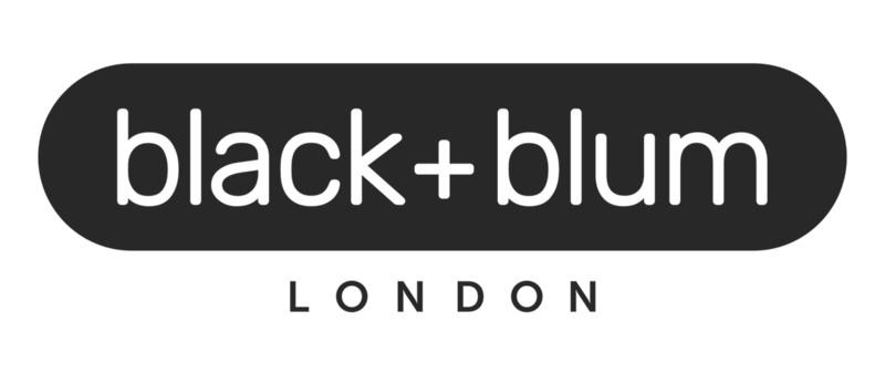Black Blum logo png