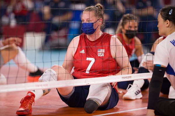8-30-2021 Women's United States vs. China