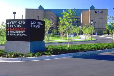 Edmonton Hospitals