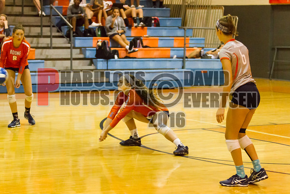 Varisty Volleyball #2 - 2016