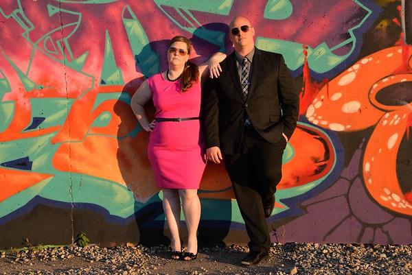Melanie & Matthew