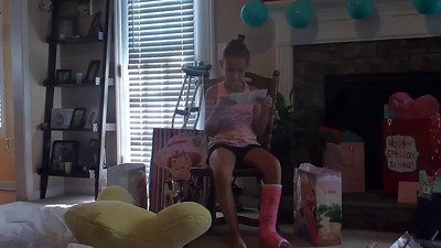 Kayla's 11th Birthday 7-26-15