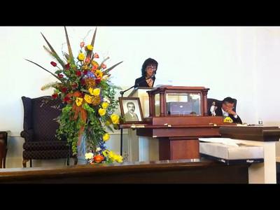Edgar R Gonzalez Memorial