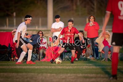 LHS Soccer (4-2-2019)