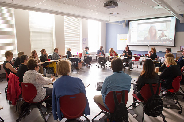 10/13/17 Creative Studies Creativity Expert Exchange Conference