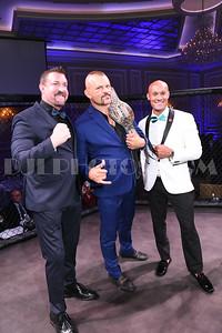 STEVE OROSCO HOSTS SMASH GLOBAL VI, BLACK TIE MMA GALA  honoring Chuck Liddell & Ernie Shavers