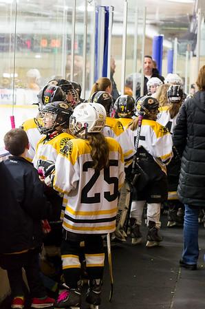 Game 10 - Berkshire Bruins vs. Amherst Rangers