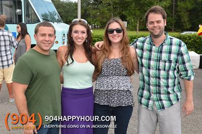 Mobile Mayhem Food Truck Event - 8.17.13