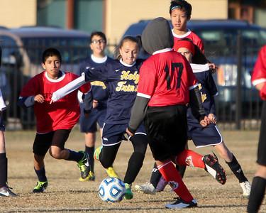 Nov 11 - Soccer Gold vs St George