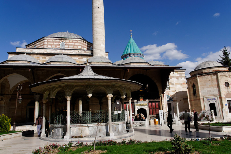 Mevlana Museum Konya, Turkey