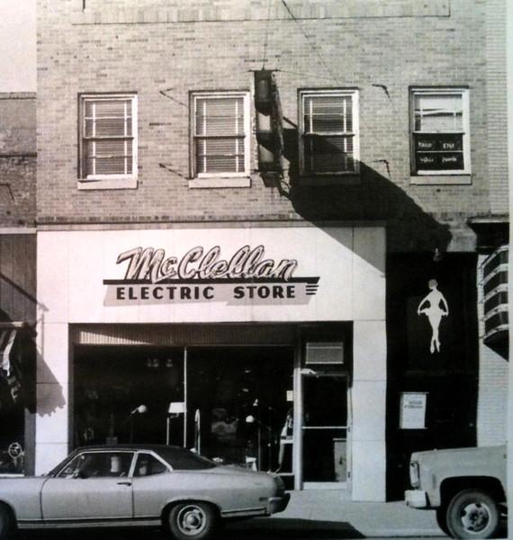 McClellan Dance Studio