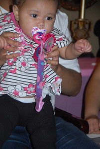 Am'bree's 1st Birthday Party Feb 26, 2014