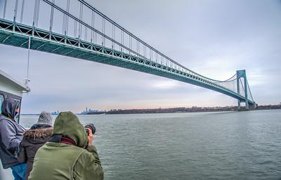 NYC Boat tour Dec 2016
