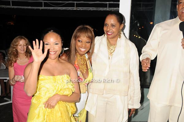 Lynn Whitfield, Star Jones, Wanda Brown photo by Rob Rich © 2010 robwayne1@aol.com 516-676-3939