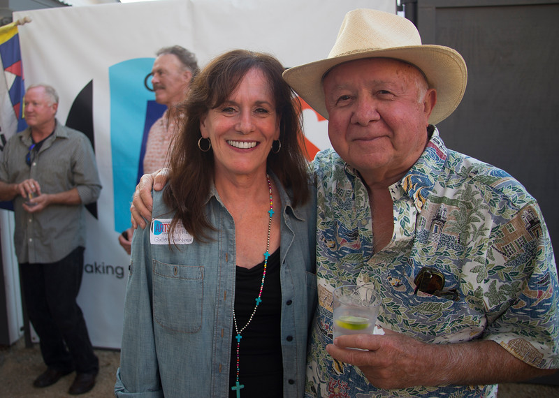 14 Teda Pilcher - Gallery Chair and Norm Arnold.jpg