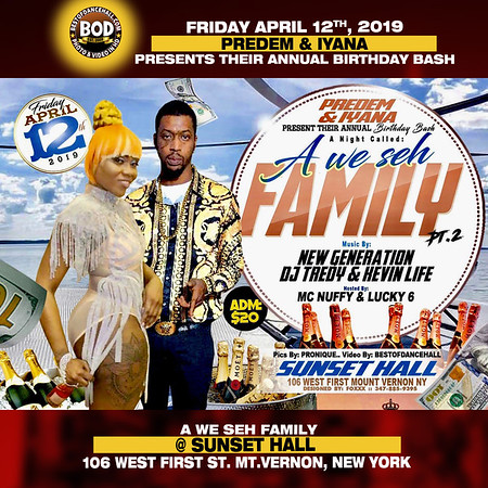 4-12-2019-MOUNT VERNON-Predem And Iyana Presents Their 2nd Annual Ah We Seh Family 2019