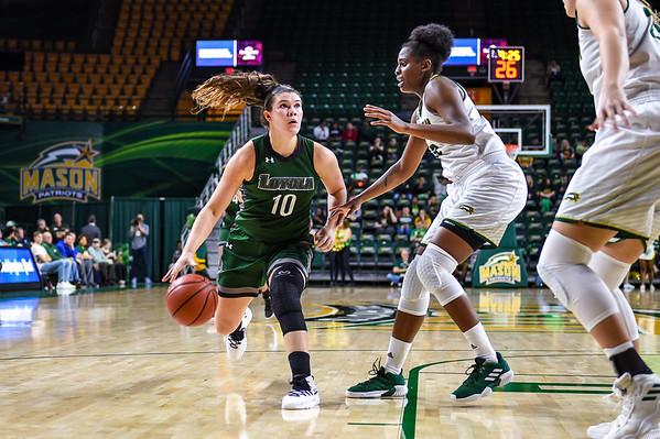 Loyola @ George Mason Univ. - Women's Basketball 11.06.18