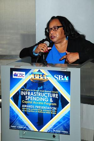 Infrastructure Spending & Capital Access Program