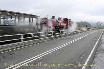 Welsh Highland Railway 2011