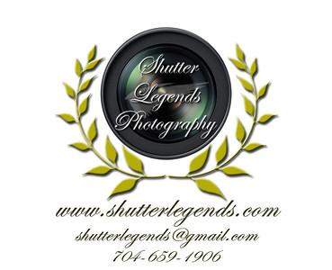 Shutter Legends Photography Logos