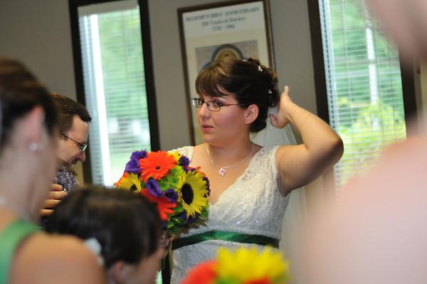 Post Wedding Ceremony