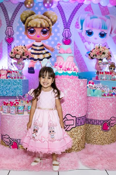 Aniversário de 3 Anos da Rafaela