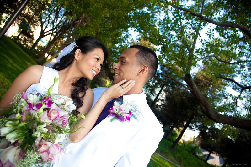 Nestor & Angelyne's Wedding