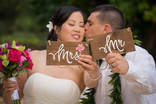 Congratulations Alice & Josh!