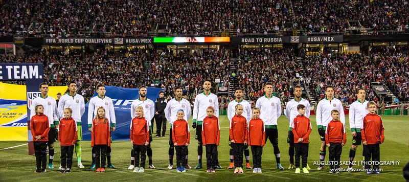 Mexico vs USA Columbus OH 2016
