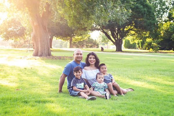 Emily Frescas Family
