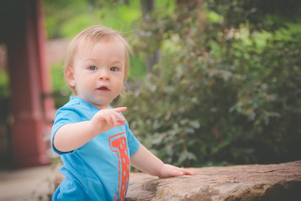 Lucas Finn Turns 1