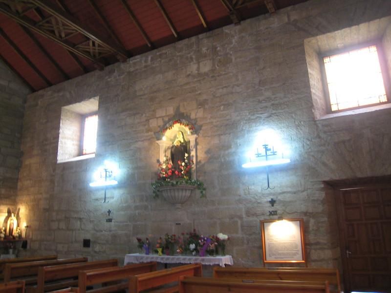 Church of St. Augustine, La Serina, Chile
