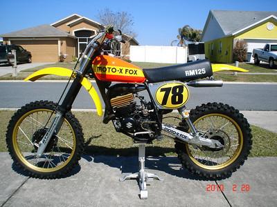1978 rm 125