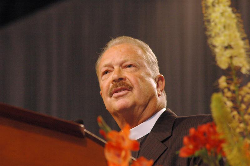 The Rev. Arnold Pierson