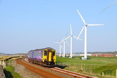 2011 - Northern Rail