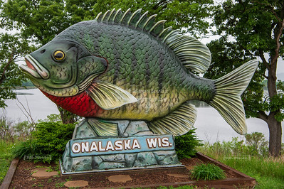 USA, WI - Great River Road National Scenic Byway