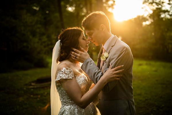 Charlotte + Dan: Wedding