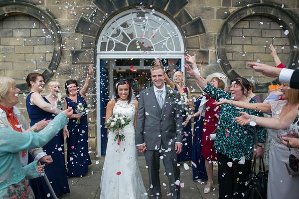 Carol-Anne and James Wedding