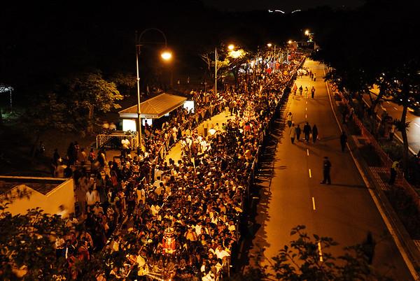 * Thaipusam Day, Singapore (2007)