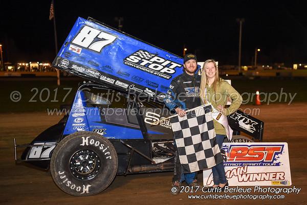 PST Merrittville Speedway 4/22/17