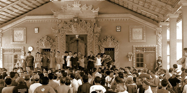 Развлечения на Бали. Фото - Валерий Гаркалн
