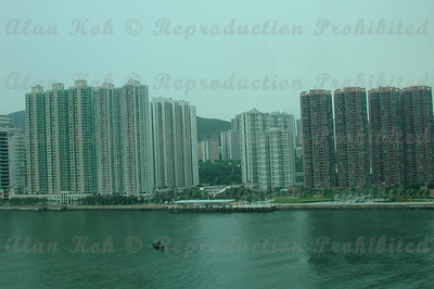 Hong Kong - 27 to 28.07.04