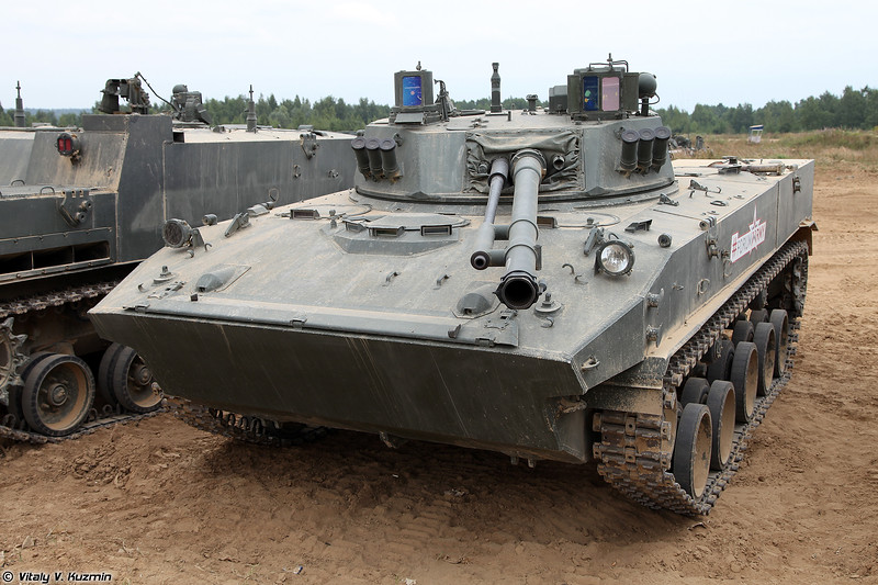 БМД-4М (BMD-4M infantry fighting vehicle)
