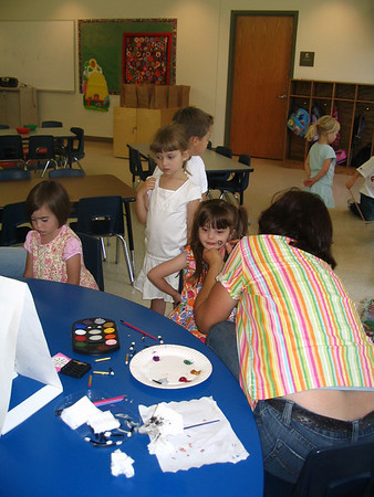 Kailin's spring fling party preschool