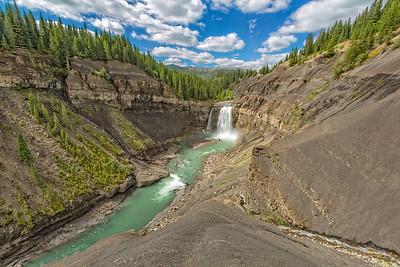 Ram Falls Provincial Park