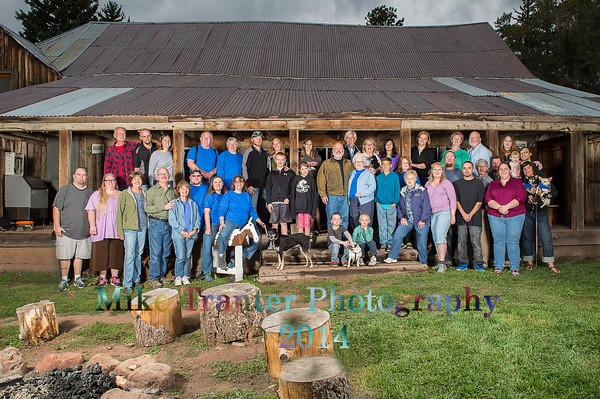 Flickinger Family Reunion 2014 Cuchara, CO