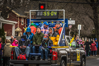 Boston Marathon  April 20, 2015